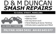 D & M Smash Repairs