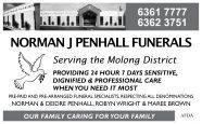 Norman Penhall Funerals