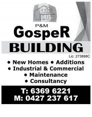 P & M Gosper Building
