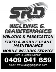 SRD Welding & Maintenance